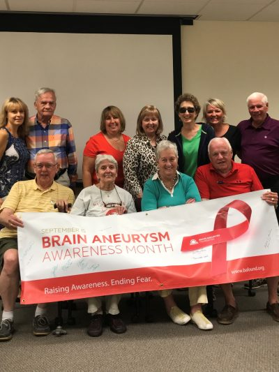 Brain Aneurysm group