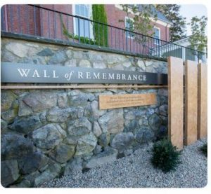 Wall of Remembrance