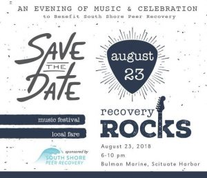 Recovery Rocks - to benefit South Shore Peer Recovery @ Bulman Marine