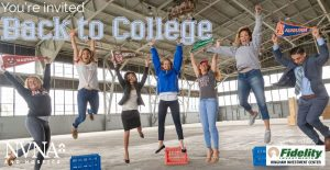 Back to College - special event benefiting NVNA SUPPORTS @ The Hangout at Union Point
