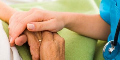 Palliative Care Hands NVNA and Hospice