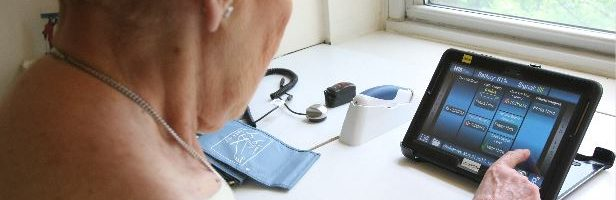 telehealth services at nvna and hospice