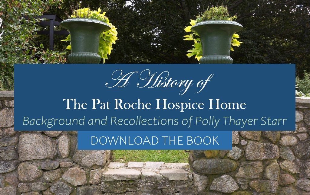 History of the Pat Roche Hospice Home